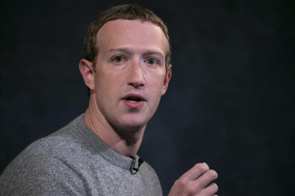 Mark Zuckerberg, Vorstandsvorsitzender von Facebook, ist gegen mehr Datenschutz bei Apple. Das würde auch sein Unternehmen treffen.