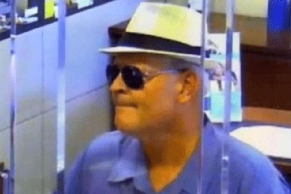 Die Polizei veröffentlichte dieses Fahndungsfoto von James H..