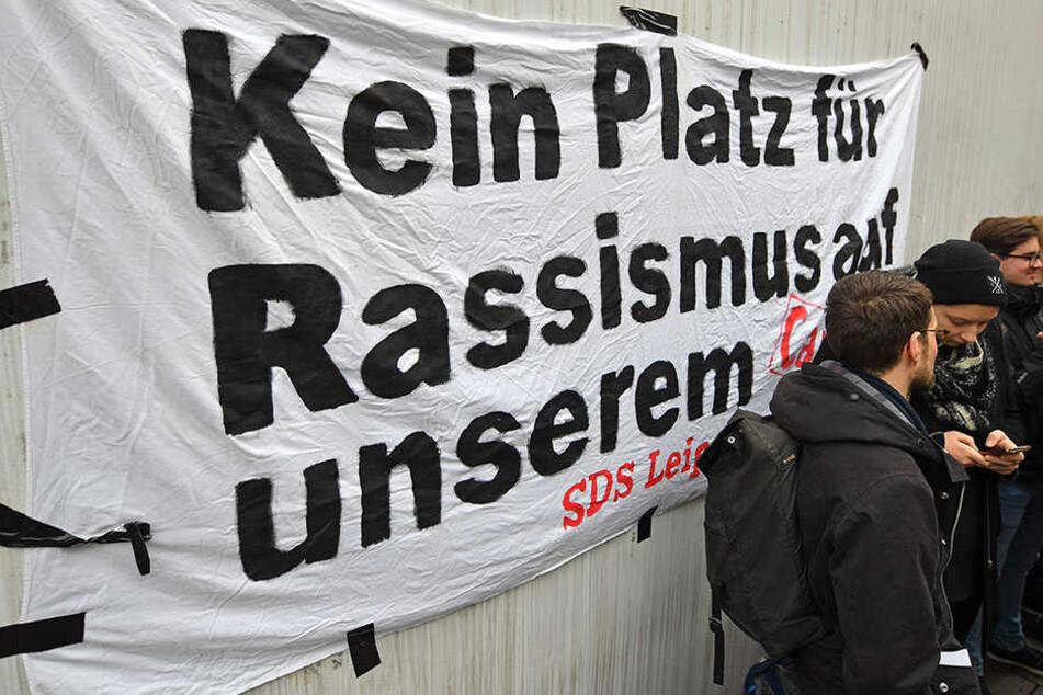 "Nach dem Fall Rauscher: Studenten gehen auf ""Rassisten-Jagd"""