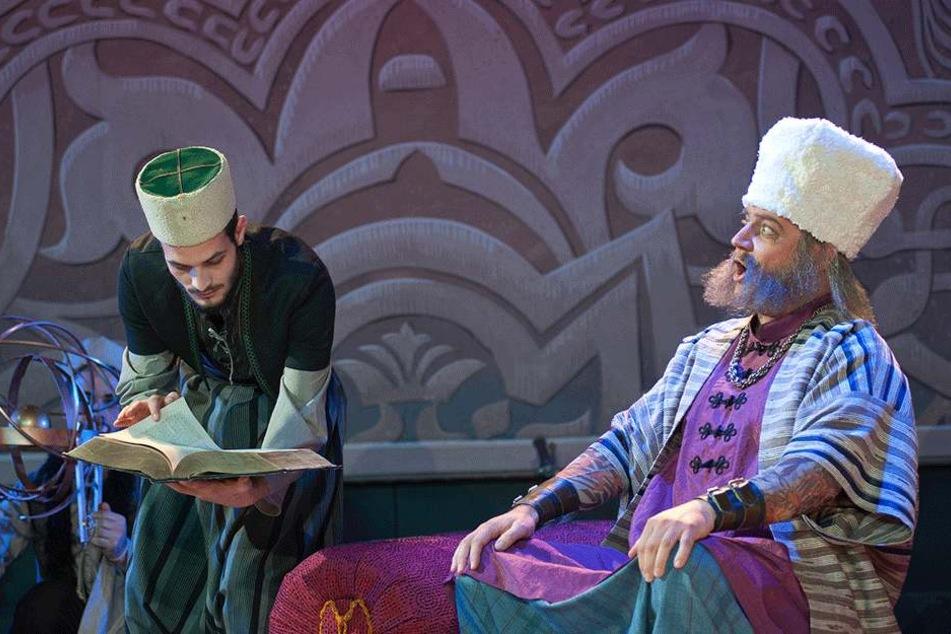 """Theater ohne Heimat? Wo sollen Stücke des Theaters Plauen-Zwickau wie """"Der  Babier von Sevilla"""" künftig aufgeführt werden?"""