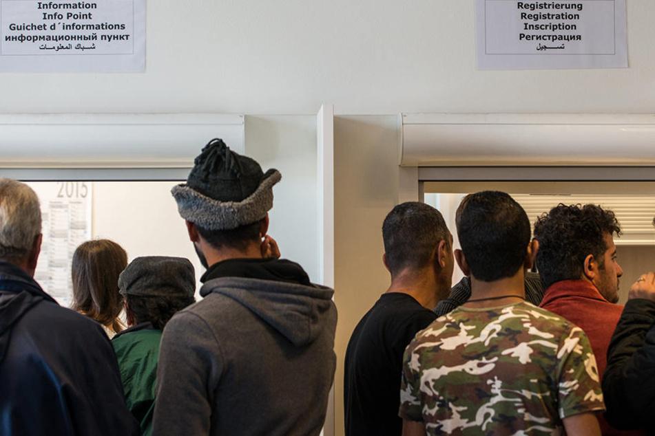 Die Zahl schutzsuchender Asylbewerber ist gestiegen.