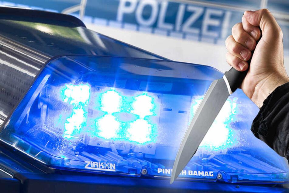 Der Polizei sucht mit allen Mitteln nach dem unbekannten Mörder.