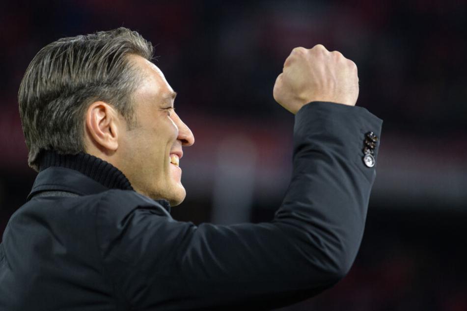 Kopf hoch und weiter machen: Kovac hat schon ein neues Ziel für den FC Bayern München.