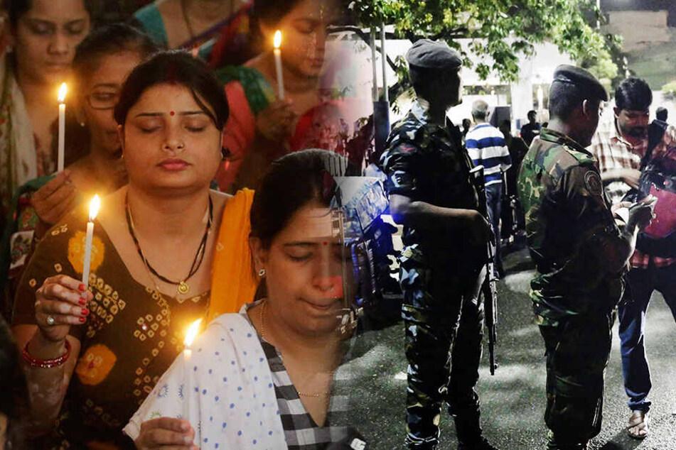Anschlagserie in Sri Lanka! Todesopfer hatte deutschen Pass