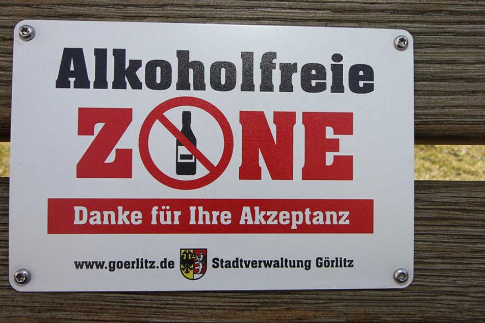 Ein Görlitzer klagte gegen das städtische Alkoholverbot.