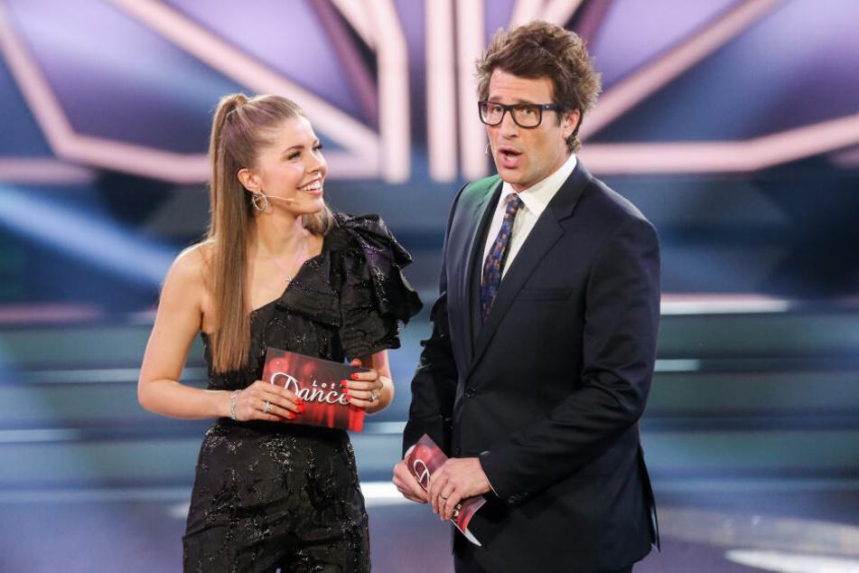 Victoria Swarovski und Daniel Hartwich moderieren die Show wieder.