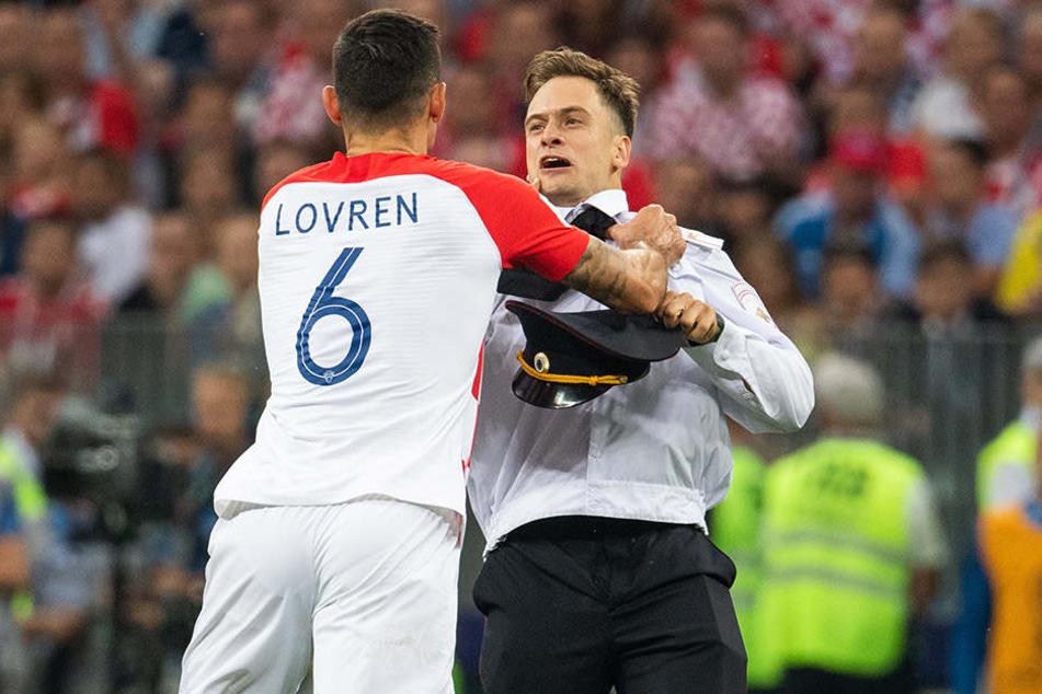 Beim WM-Finale im Juli flitzte Wersilow übers Feld.