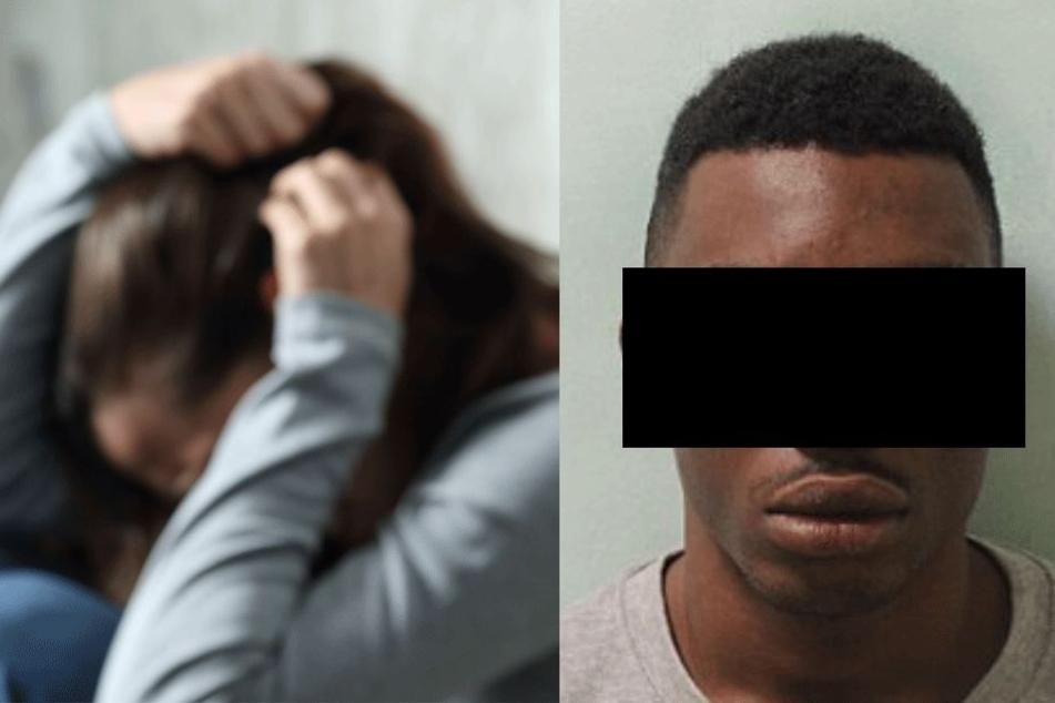 Mann packt Mädchen (13) auf der Straße und dreht ein Video, wie er sie vergewaltigt