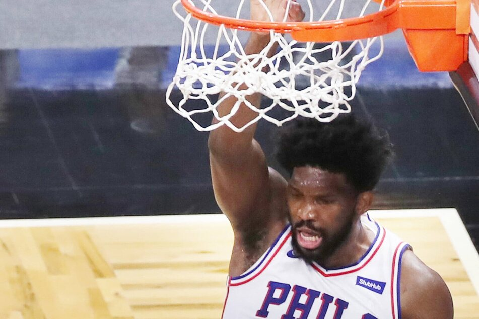 NBA: The Sixers take hold of the East's top spot after Nets stars sit out