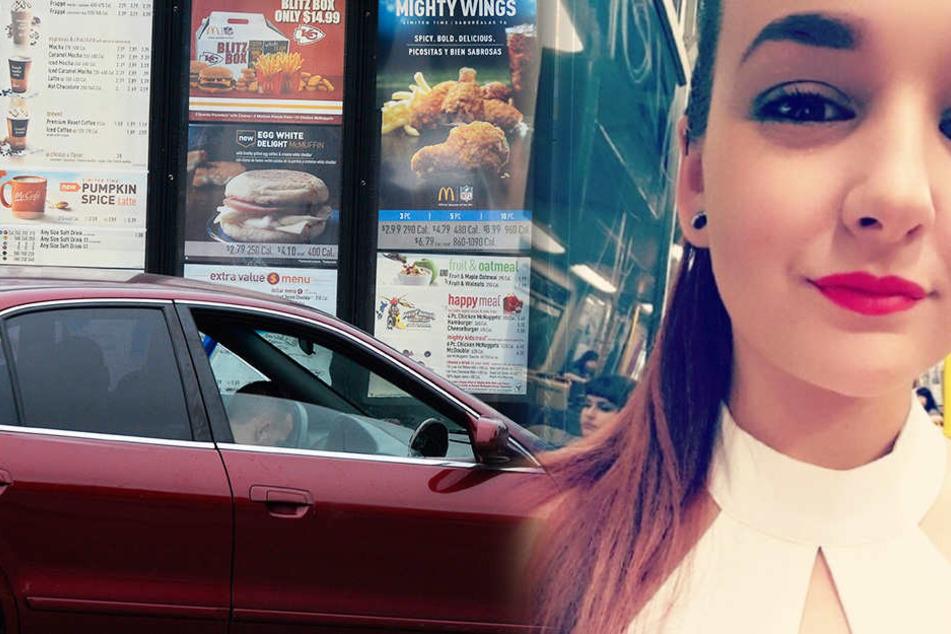 Er lief schon blau an! McDonald's-Mitarbeiterin rettet Jungen am Drive-In das Leben