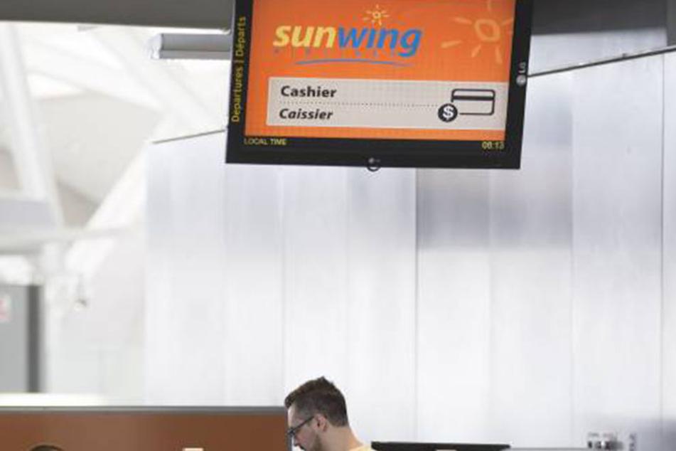 Ein Pilot der Fluglinie Sunwing wollte anscheinend mit mehr als 2,4 Promille losfliegen.