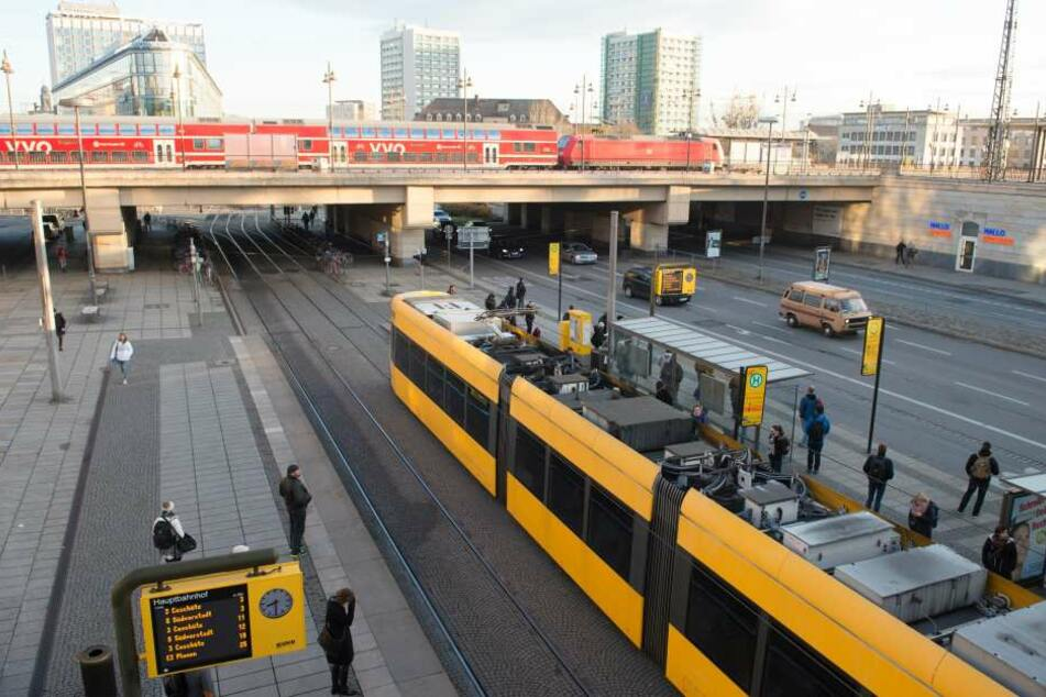 Beliebt und gut wie nirgendwo in Deutschland: Der öffentliche Personennahverkehr.