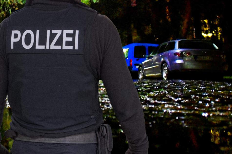 Die Attacke erfolgte mitten in der Nacht auf offener Straße (Symbolbild).