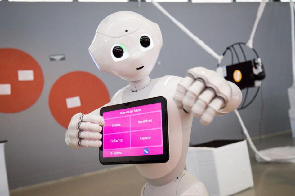 Künstliche Intelligenz könnte bald schon viele Jobs übernehmen. (Symbolbild)