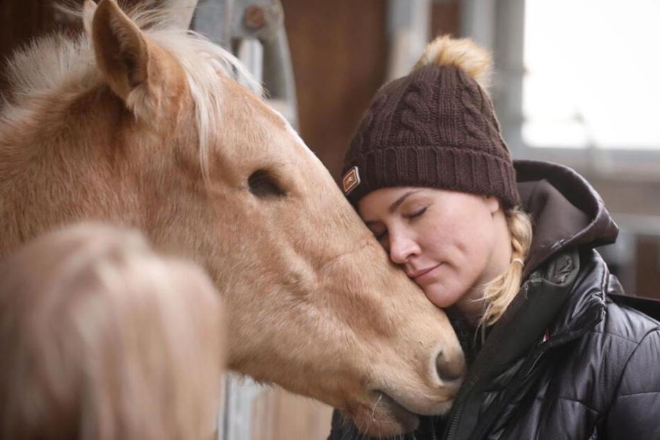 Judith Rakers: Dieses Pferd ist der Tagesschau-Sprecherin ans Herz gewachsen