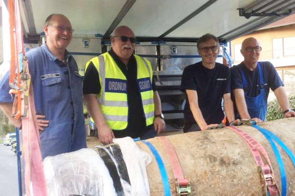 Nicht schon wieder: Erneuter Bombenfund in Paderborn