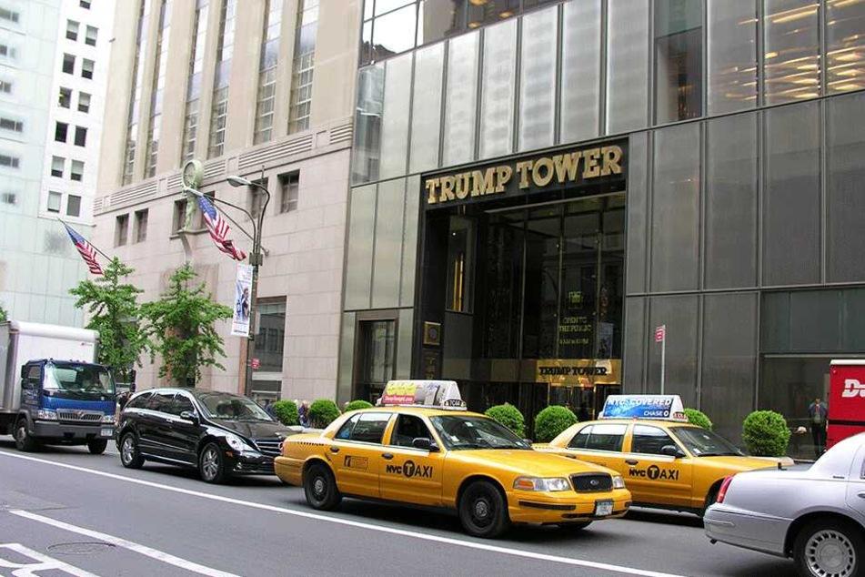 "Provokation? Straße vor Trump Tower soll in ""Barack Obama Avenue"" umbenannt werden"