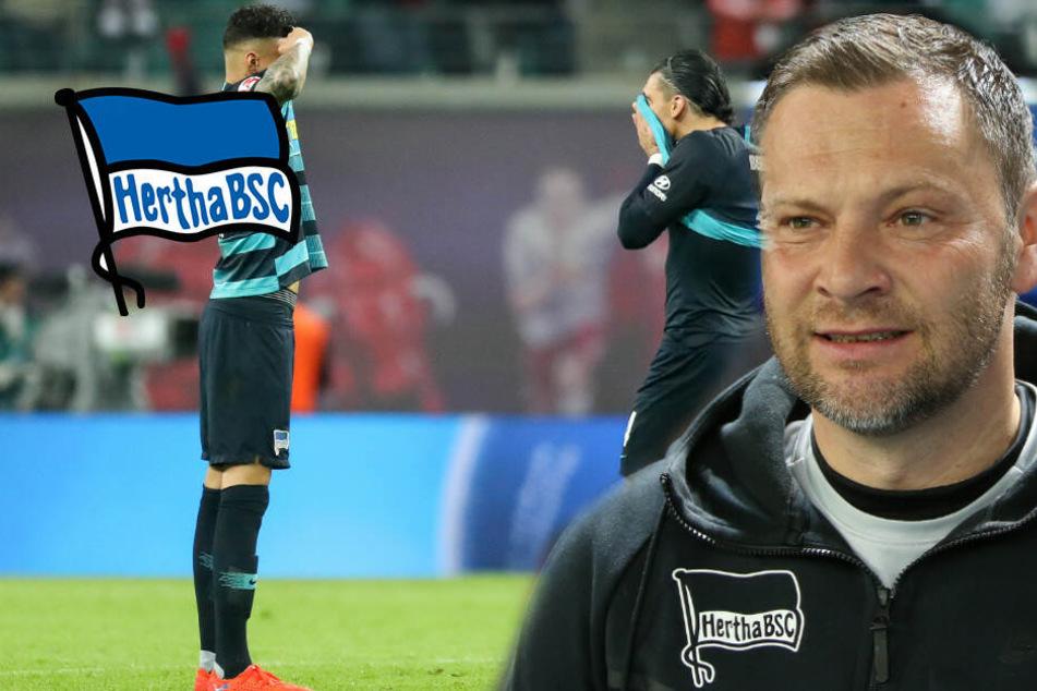 """Nach 0:5-Klatsche: Dardai will nichts sagen, """"bevor ich noch jemanden beleidige"""""""