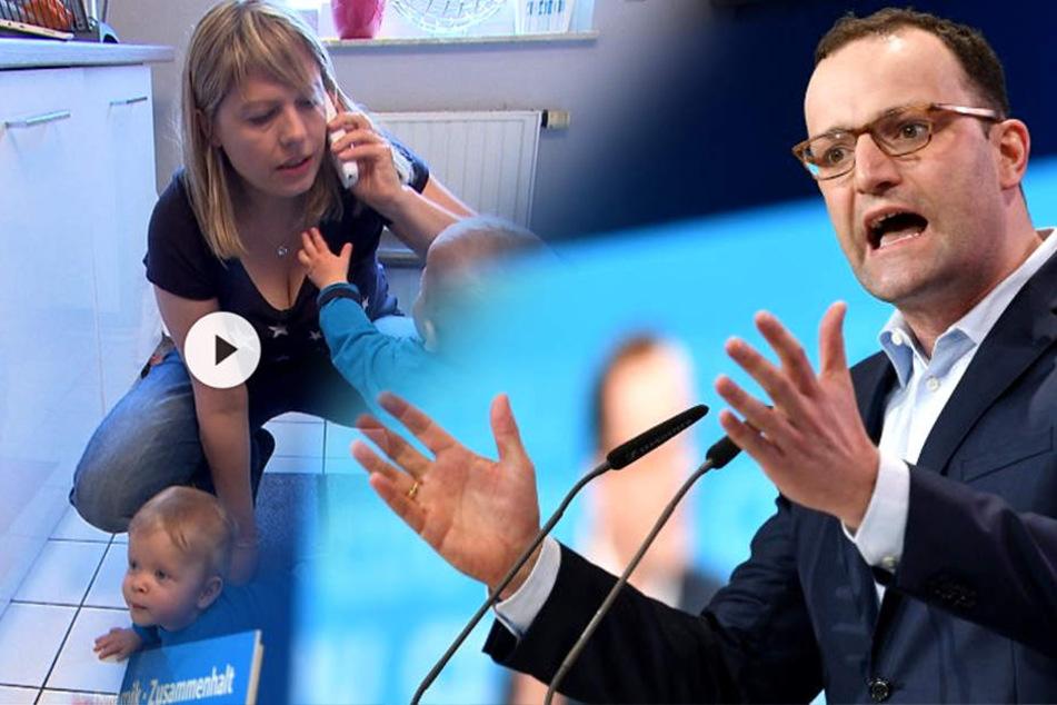 Nach Spahn-Aussage: ZDF zeigt Doku über Alleinerziehende, die von Hartz IV leben müssen