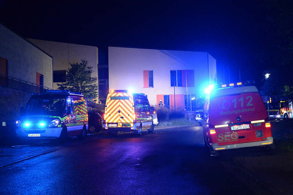 Technischer Defekt löst Brand im Kinderhospiz aus