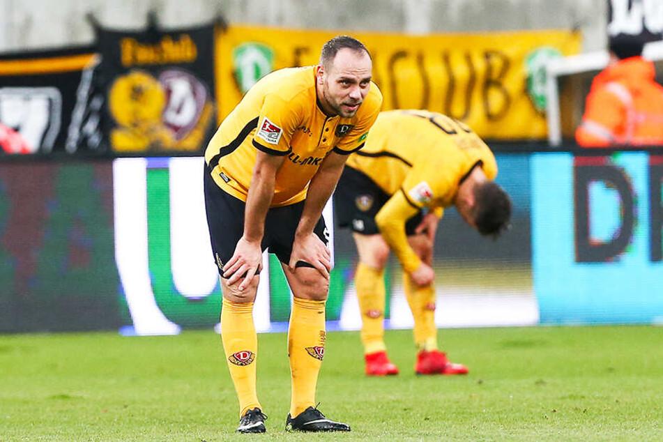 Dynamo-Kicker Rico Benatelli erklärt seinen Wechsel zum FC St. Pauli.