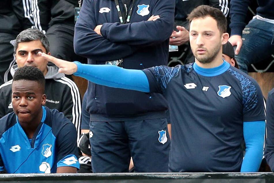 Derzeit trainiert Domenico Tedesco die U19 von Bundesligist Hoffenheim.