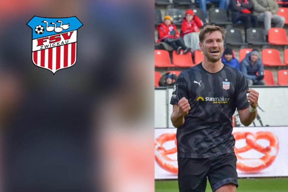 Top-Torjäger nach Vereinen: FSV-Stürmer König rückt in die Top drei auf!