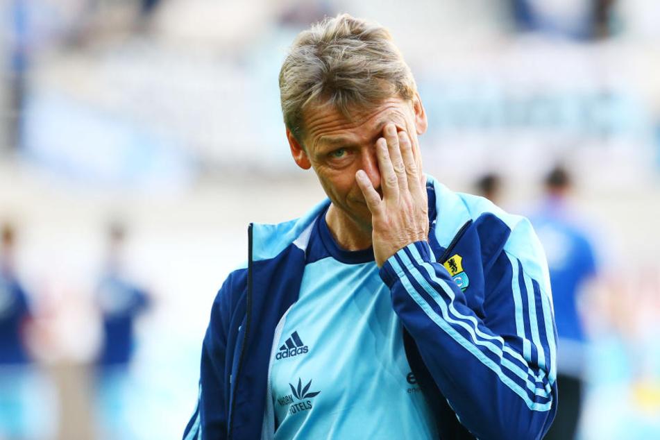 Trotz Niederlage gegen Paderborn spricht Sven Köhler vom besten Saisonspiel des CFC.