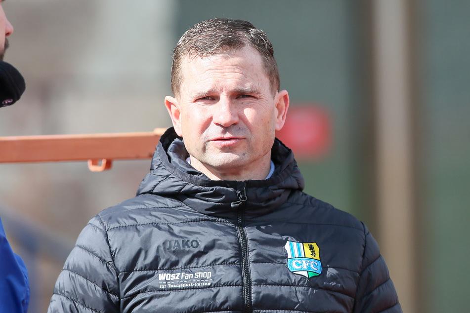 Wartet auf eine Entscheidung des Sächsischen Fußball-Verbandes: CFC-Sport-Geschäftsführer Marc Arnold.