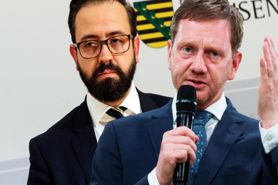 """45 von 60 CDU-Direktkandidaten in Sachsen sagen """"Nein!"""" zur AfD"""