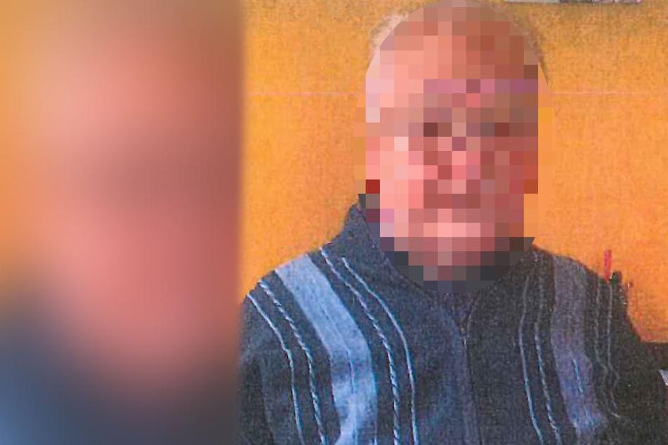 Der 86-jährige Waldemar F. wird seit Samstagmittag vermisst.