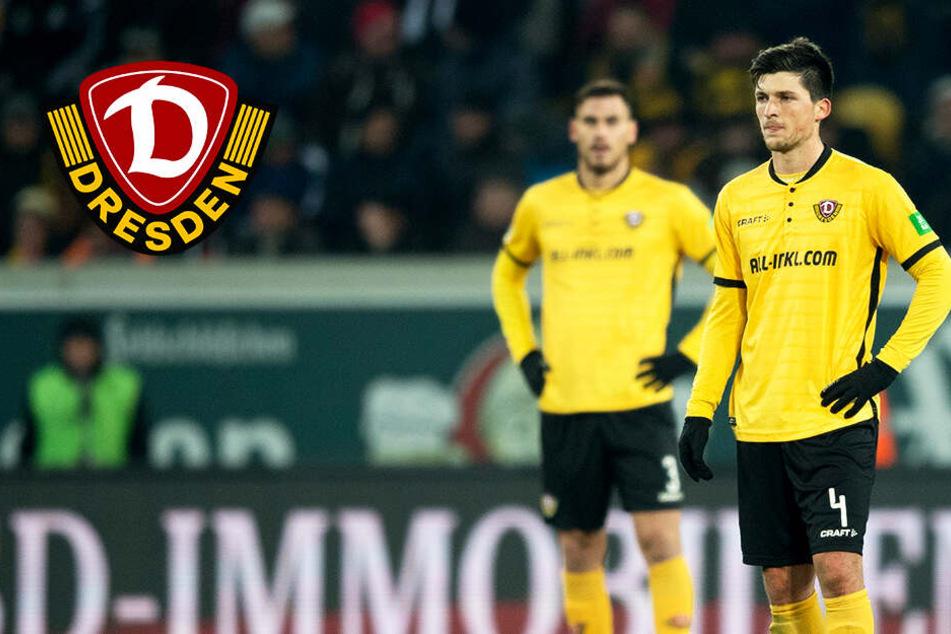0:1 in Heidenheim: Dynamo verliert zweites Spiel in Folge