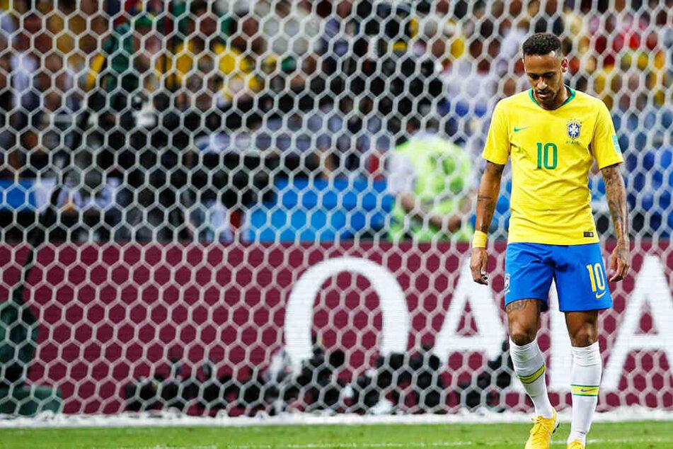 Größenwahn? Neymar mit 13 Mio Euro teurem Hubschrauber zum Training