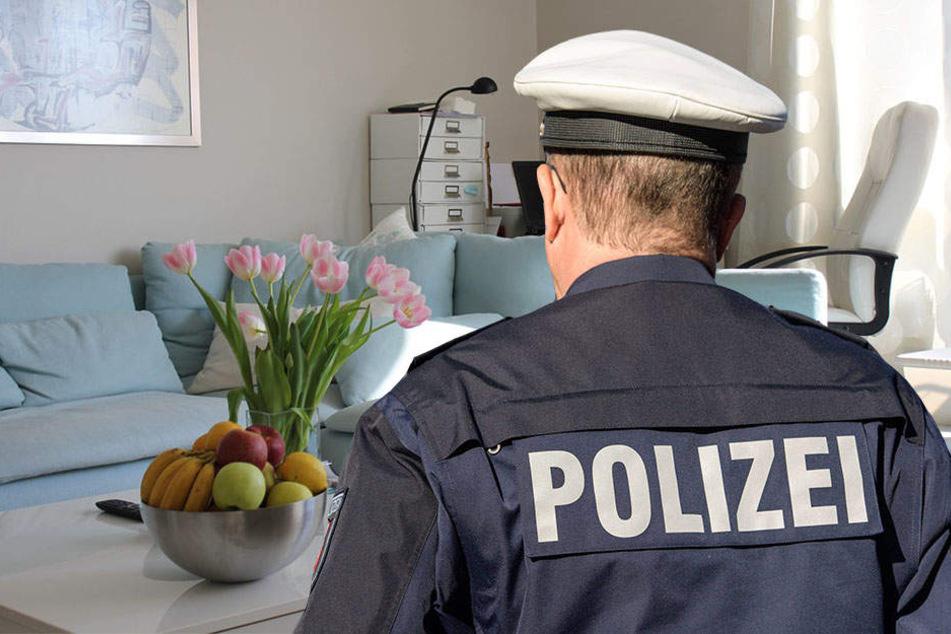 Ein Routineeinsatz der Polizei führte zu einer willkürlichen Hausdurchsuchung - zumindest sieht der Anwalt eines Angeklagten das so.