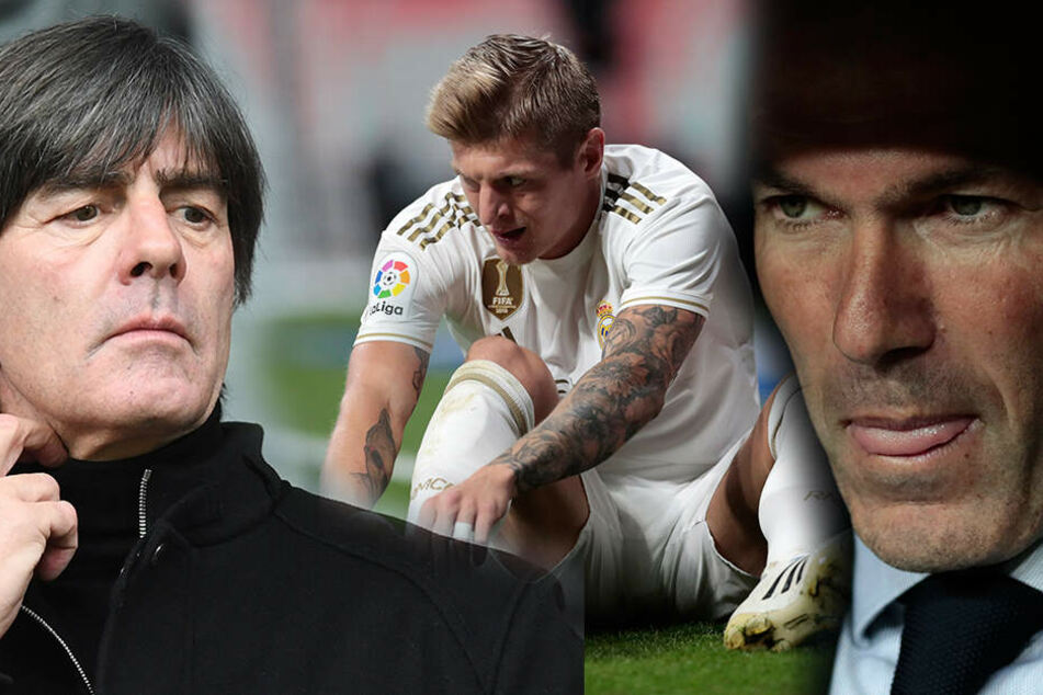 DFB-Team ohne Toni Kroos! Weltmeister bleibt in Madrid