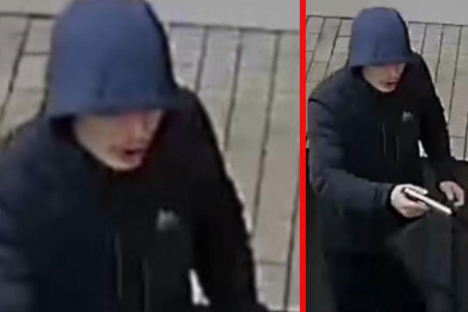 Die Polizei sucht diesen Mann. Wer kennt ihn?