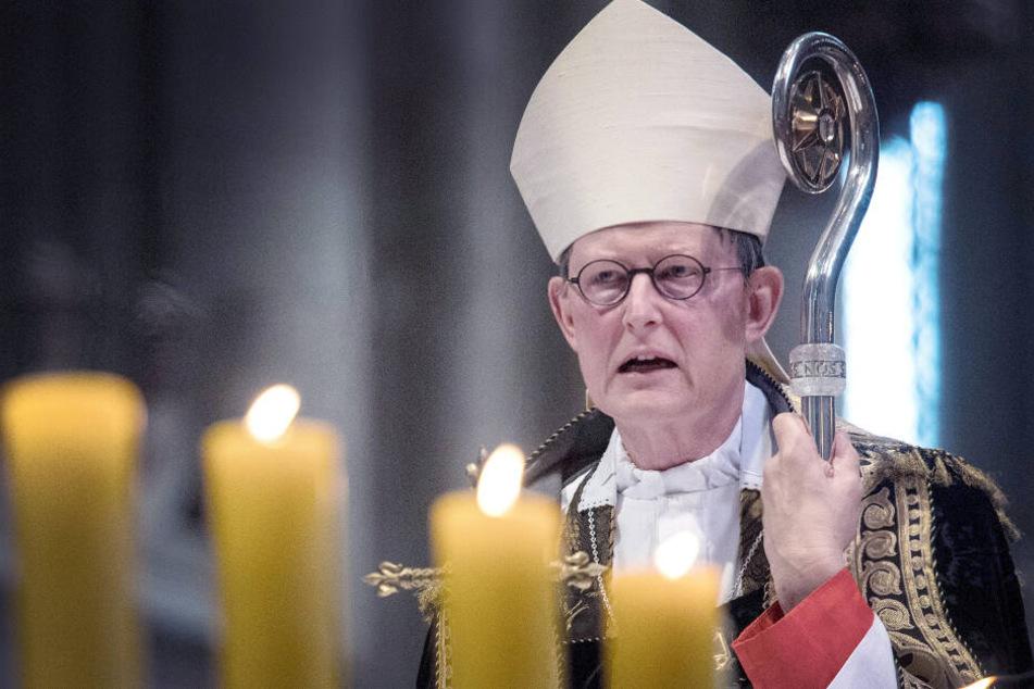 Der Kölner Erzbischof Rainer Woelki (62).