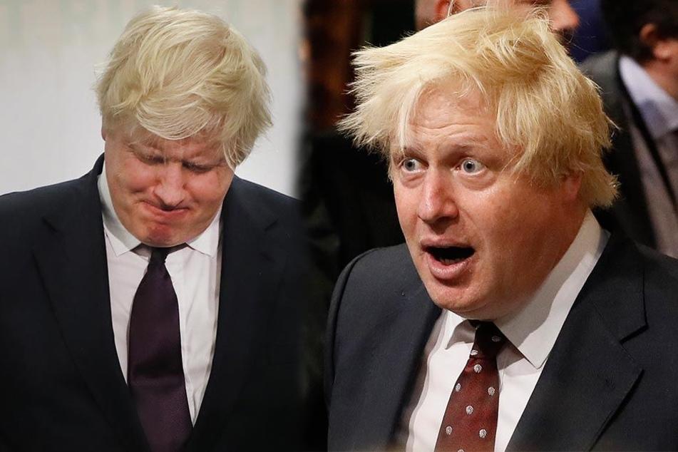 Bei einem Radiointerview mit der BBC wird es für Boris Johnson (53) richtig peinlich.