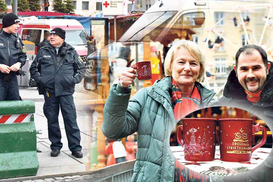 Die große Bilanz: So lief der Striezelmarkt in Dresden