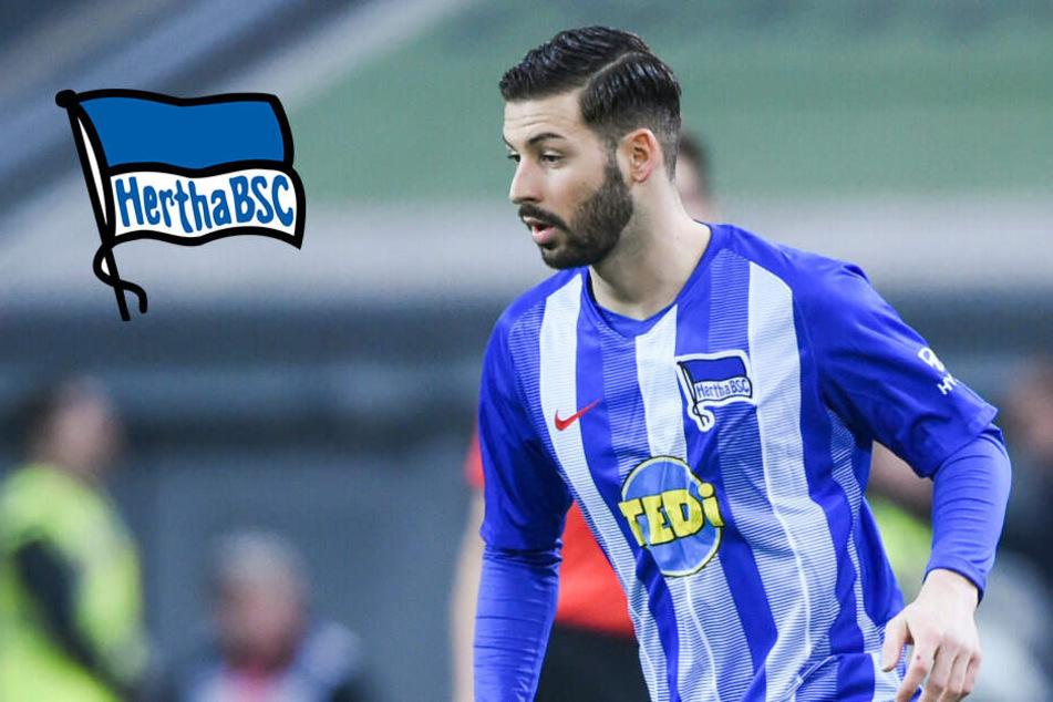 Nach Lazaro-Abgang: Herthas Plattenhardt im Visier von Everton?