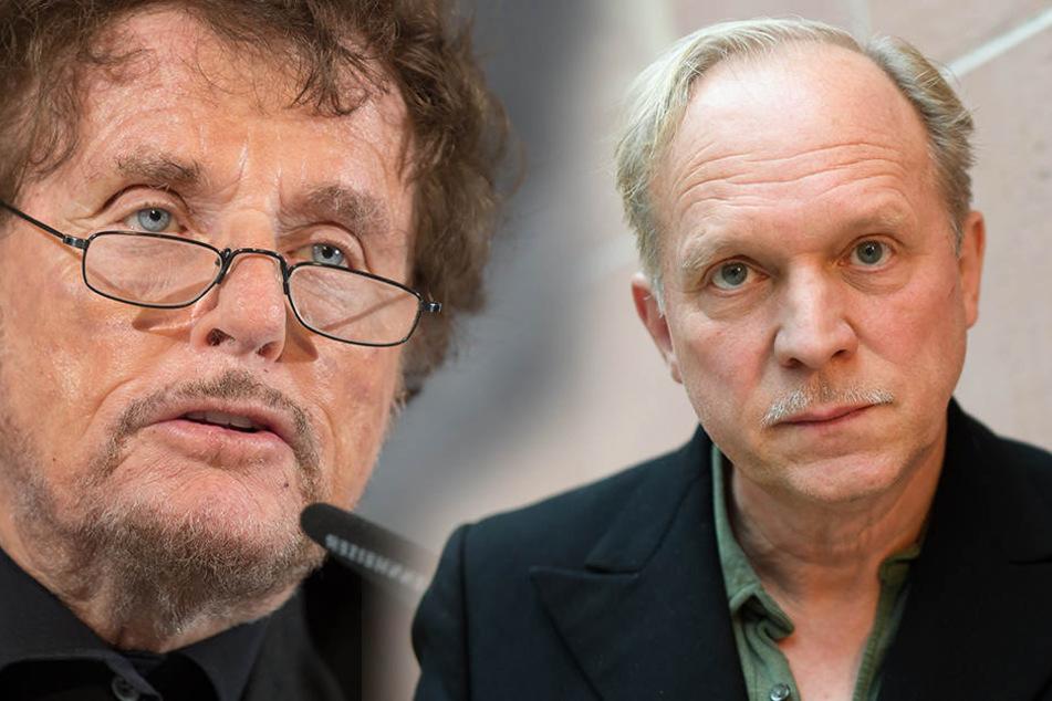 """Schauspieler Ulrich Tukur über Wedel: """"Er ist kein Monster""""."""