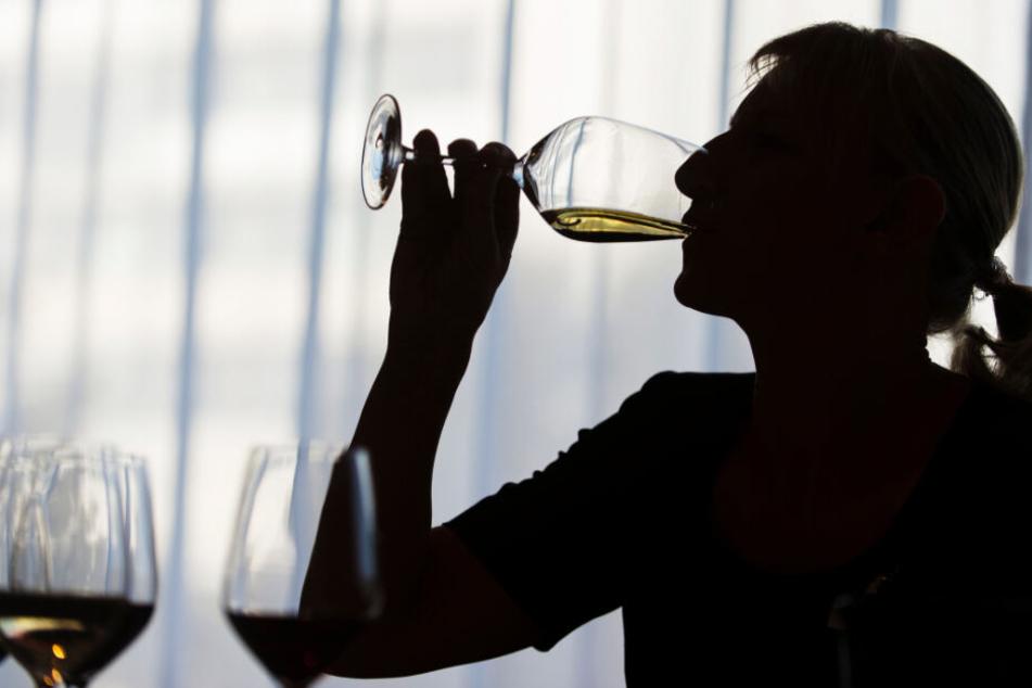 Es bleibt spannend, wie sich die besonderen Verhältnisse auf den Wein auswirken. (Symbolbild)