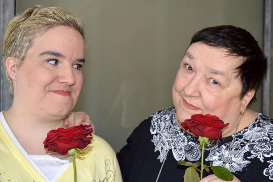 """Irenes Tod war nicht nur ein herber Verlust für Tochter Beate - sondern auch für die RTL-Show """"Schwiegertochter gesucht""""."""