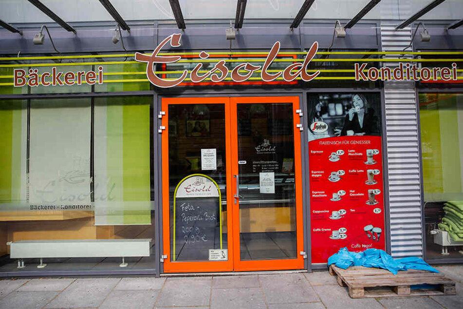 Seit 1. Juli ist hier geschlossen: die ehemalige Eisold-Filiale in der Wallstraße.
