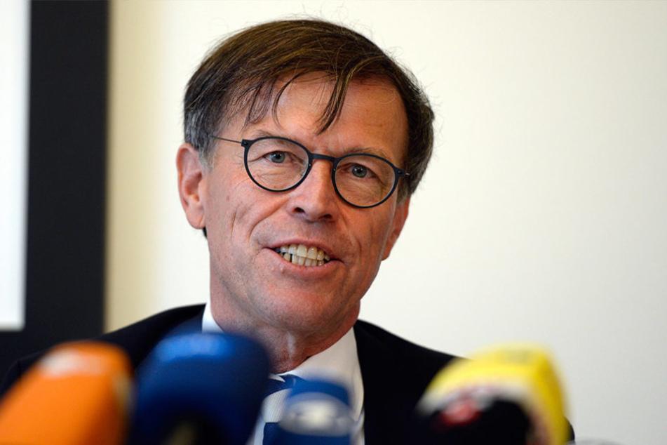 Landtagspräsident Matthias Rößler (CDU) initiierte die Notfallhilfe für Abgeordnete.