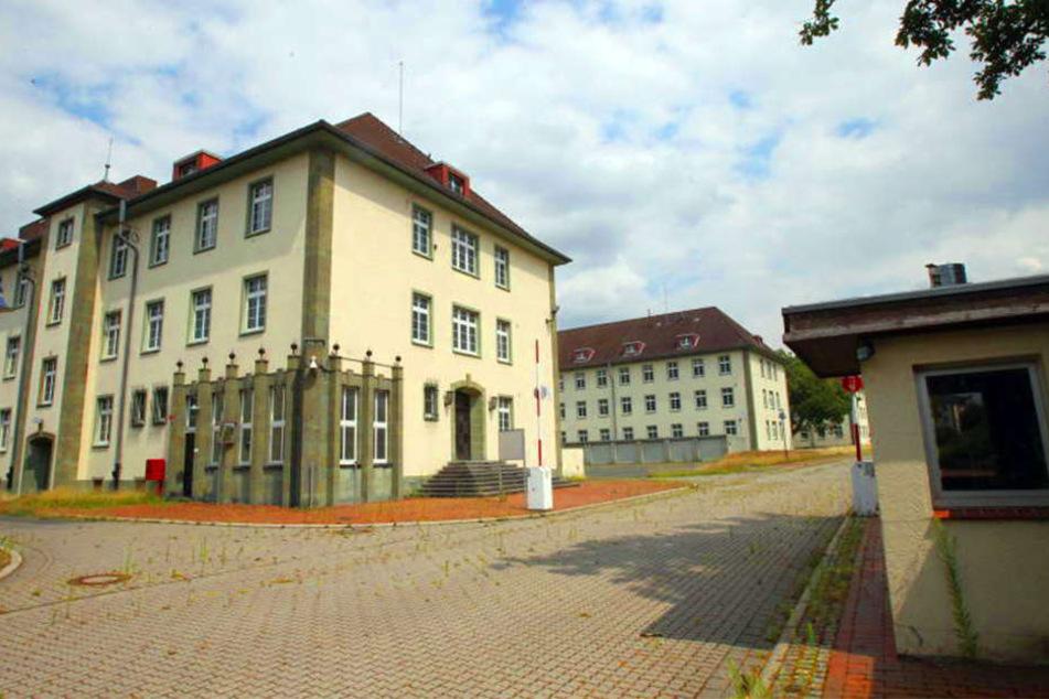 In diesem Gebäudekomplex der ehemaligen Wentworth Kaserne werden im nächsten Jahr 150 Studenten studieren können.