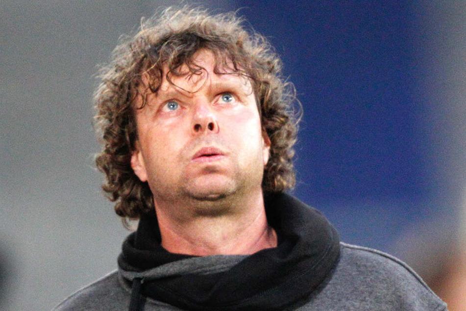 Nach nur einem misslungenen Spiel wurde Stefan Krämer in Uerdingen entlassen.