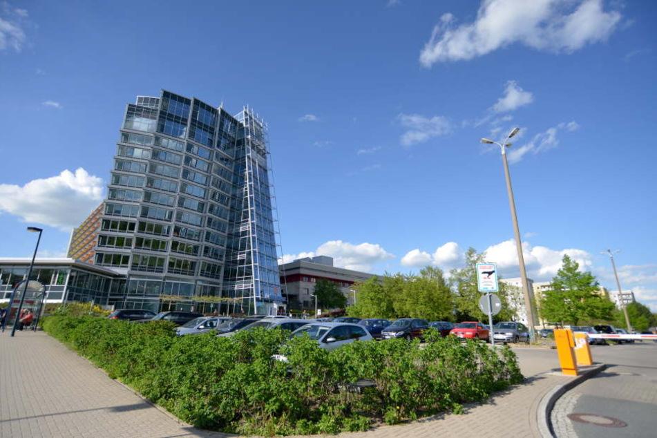 Im Klinikum Chemnitz stehen in den nächsten Jahren Investitionen in Höhe von 82 Millionen Euro an.