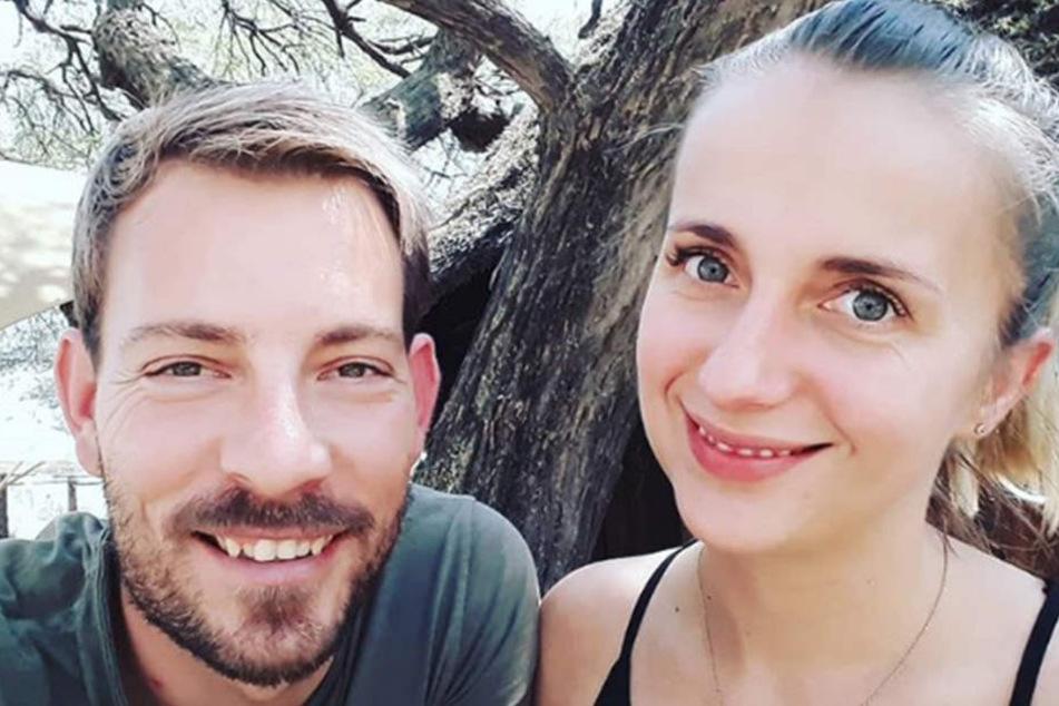 """Anna und Gerald Heiser sind das Traumpaar der """"Bauer sucht Frau""""-Staffel von 2017."""