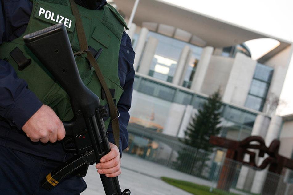 Die Bundespolizei hatte in ihrem Zuständigkeitsbereich alles unter Kontrolle. (Symbolbild)